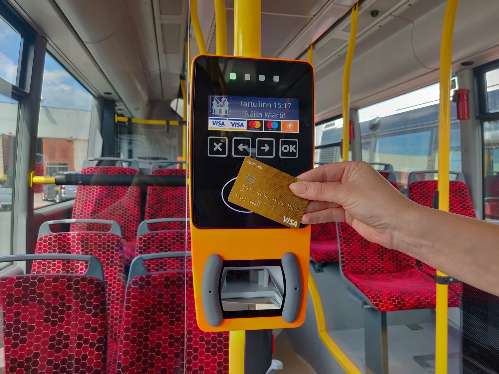 Public transport | Visit Tartu