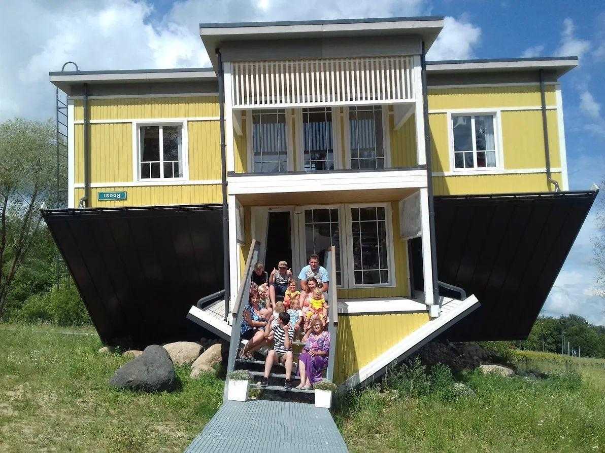 e08489a9a1d Upside Down House | Visit Tartu